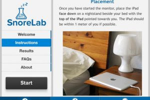 SnoreLab for iPhone & iPad