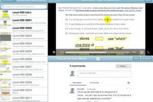GMAT Pill HD for iPad