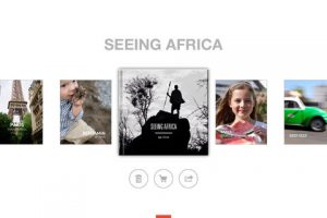 Impressed Photo Books for iPad