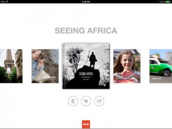 Impressed Photo Books for iPad