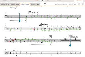 SmartMusic for iPad