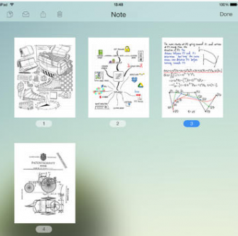 TopNotes for iPad
