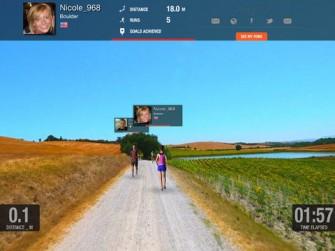 Paofit Treadmill App for iPad