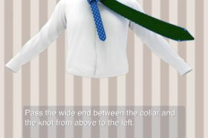 How to Tie a Tie — 3D Animated for iPad