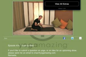 YOGAmazing: Video App for Yoga