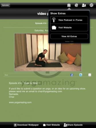 YOGAmazing: Video App for Yoga