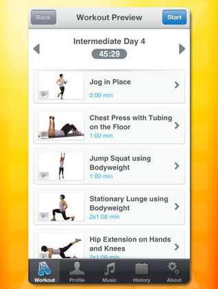 5 Fitness Challenge Apps for iPad