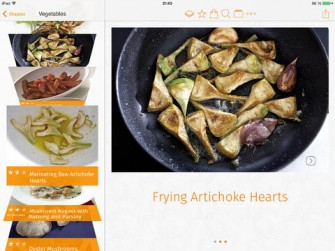 The Cooks Encyclopedia for iPad