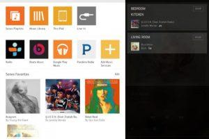 Sonos Controller 5.0 for iOS