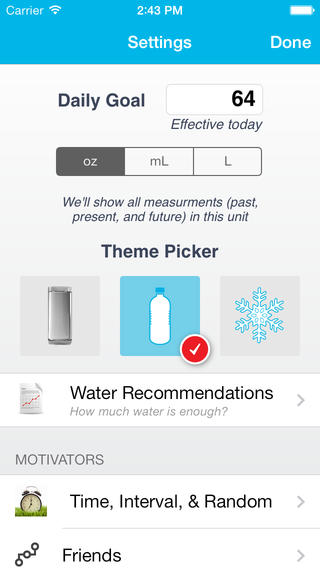 6 Water Trackers for iPhone & iPad To Help You Stay Hydrated
