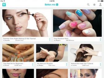 3 Awesome Makeup Apps for iPad