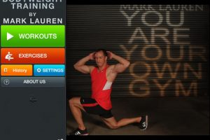5 Video Fitness Trainers for iPad