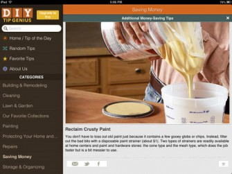 3 Awesome iPad Apps for DIYers