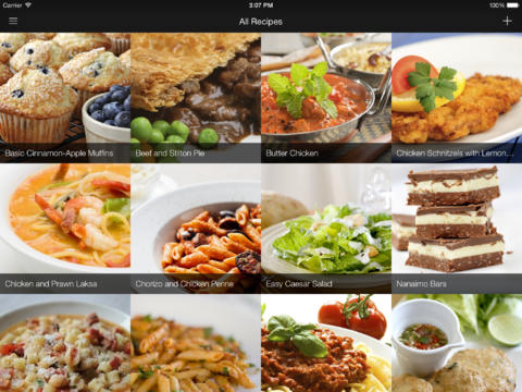 recipe manager