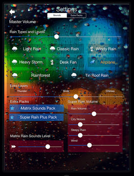 Infinite Storm for iPad for Relaxation