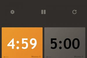 Chess Clock for iPad