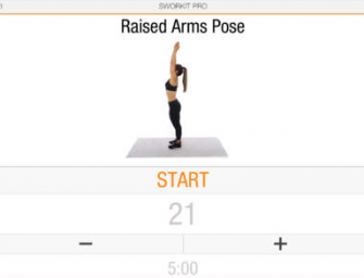 Sworkit Pro for iPad & iPhone