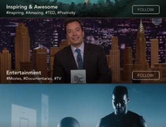 N3TWORK: InternetTV Network for iPad
