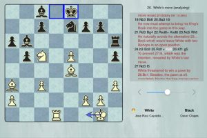 SmallFish Chess for Stockfish for iPad