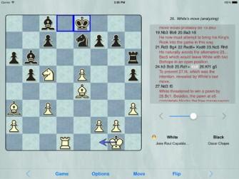 SmallFish Chess for Stockfish for iPad