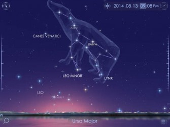 Star Walk 2 for iPad