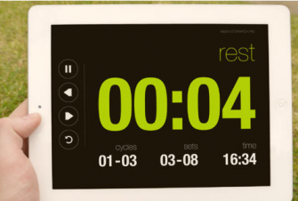 5 Awesome HIIT Timers for iPad