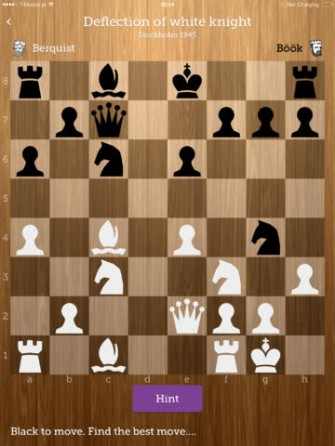 Chess Masters for iPad & iPhone