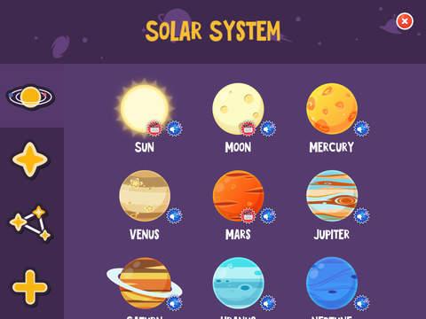 Star Walk Kids: Astronomy App for iPadiPad App Finders