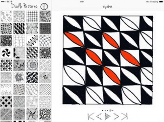 Doodle Patterns for iOS