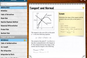 4 Math Formula Apps for iPad