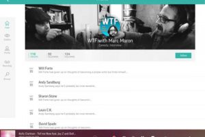 TuneIn Radio Pro for iPad