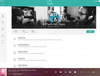 TuneIn Radio Pro for iPad